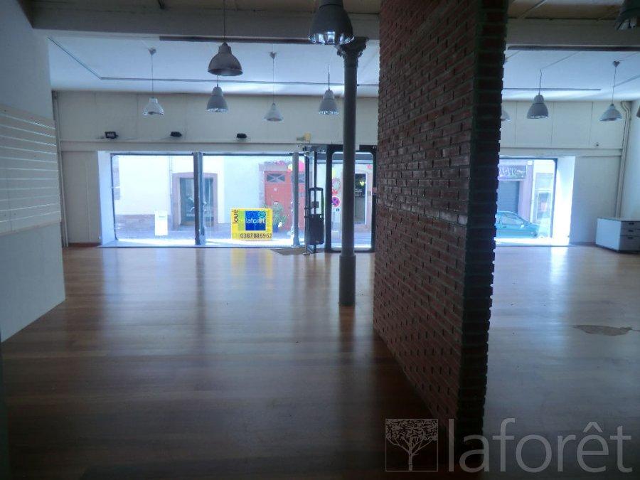 louer entrepôt 3 pièces 150 m² sarrebourg photo 3