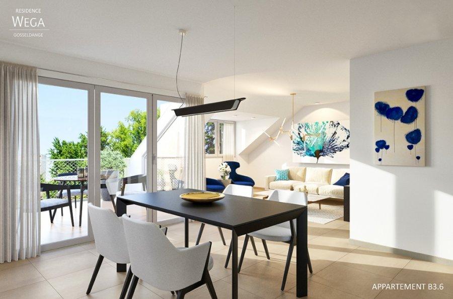 acheter penthouse 3 chambres 132 m² gosseldange photo 3