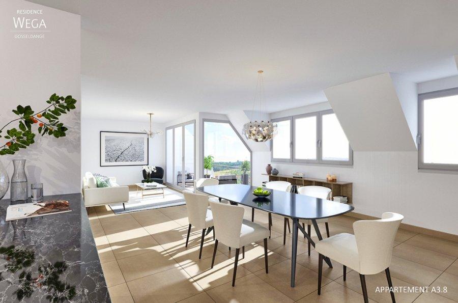 acheter penthouse 3 chambres 132 m² gosseldange photo 4