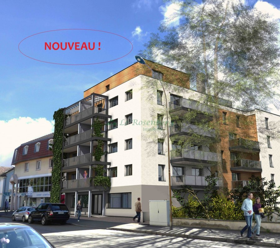 Appartement à vendre F3 à Saint louis