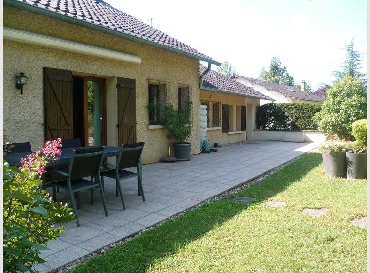 Vente maison individuelle f7 thionville guentrange for Vente maison individuelle moselle