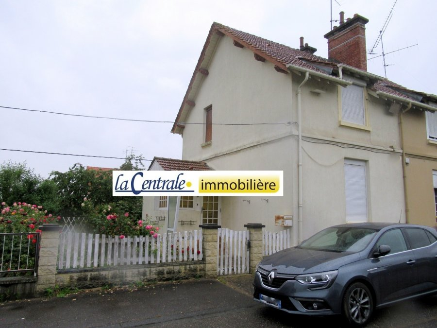 semi-detached house for buy 3 rooms 66.46 m² jarny photo 1