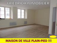 Maison à vendre F3 à Saint-Mihiel - Réf. 5077215