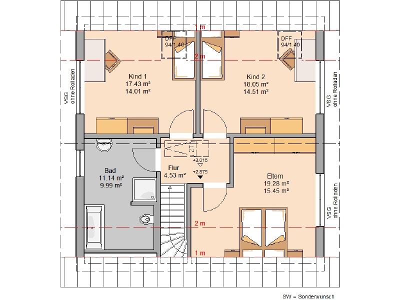 haus kaufen 5 zimmer 131 m² kell foto 4
