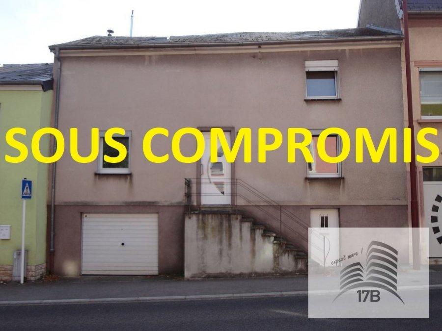 Maison à vendre 2 chambres à Dudelange