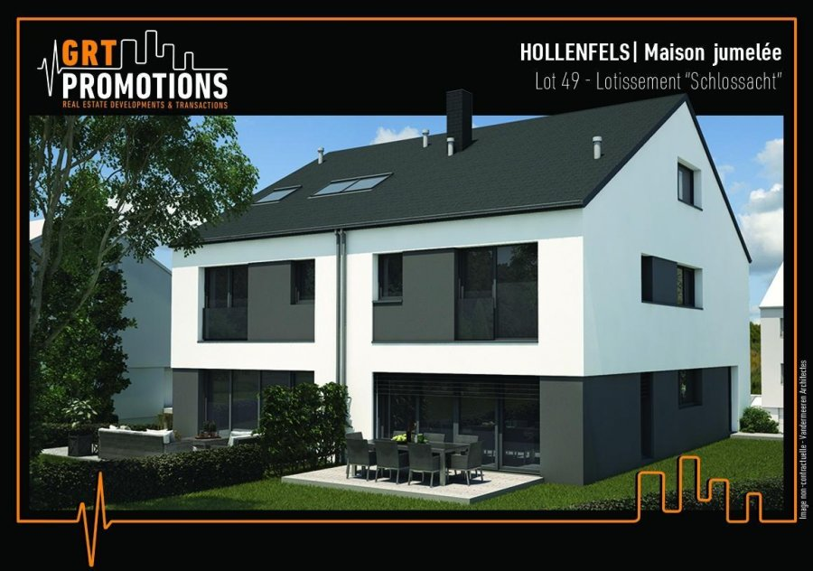 acheter maison individuelle 3 chambres 197 m² hollenfels photo 2