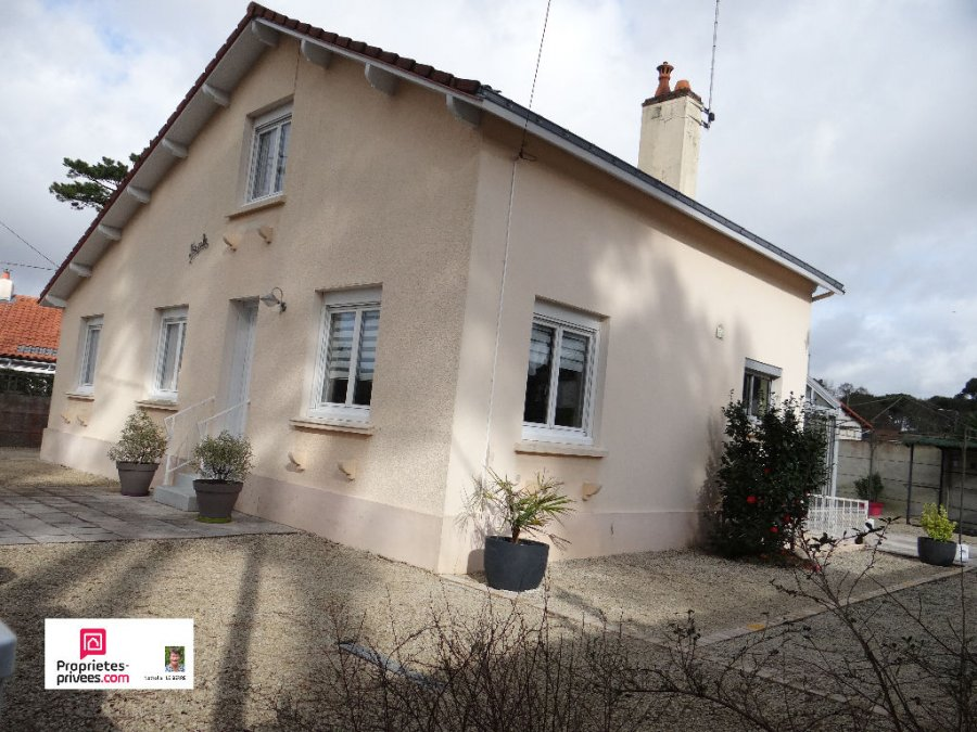 acheter maison 5 pièces 133 m² saint-brevin-les-pins photo 1