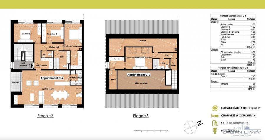 wohnung kaufen 4 schlafzimmer 140 m² kehlen foto 3