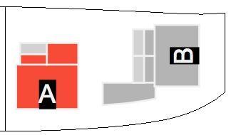 Appartement à vendre 2 chambres à Niederanven