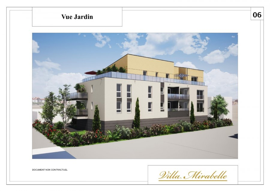 acheter appartement 2 pièces 45.63 m² longeville-lès-metz photo 4