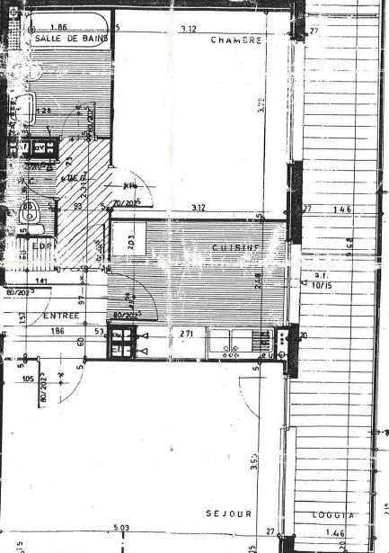 acheter appartement 2 pièces 47 m² metz photo 2