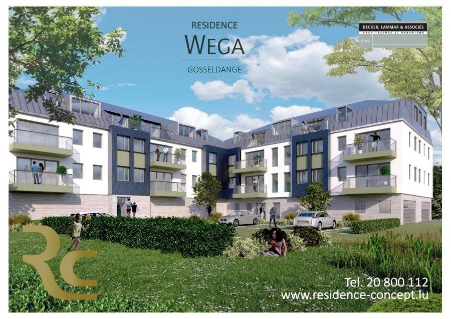 acheter appartement 2 chambres 102.2 m² gosseldange photo 2