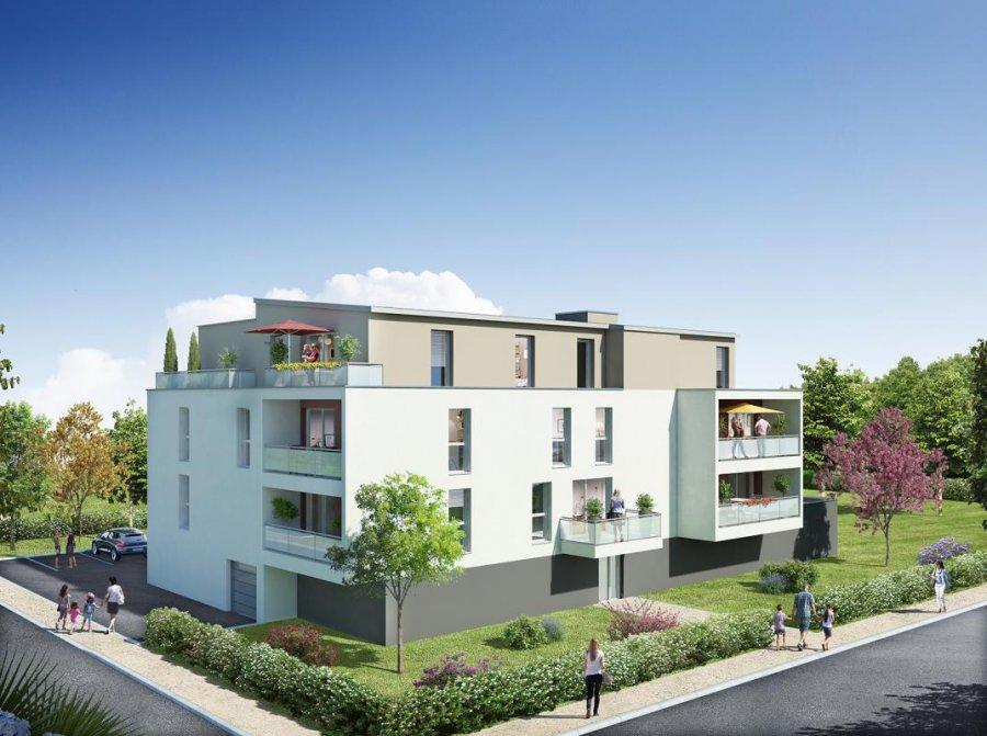 acheter appartement 4 pièces 85 m² moulins-lès-metz photo 2