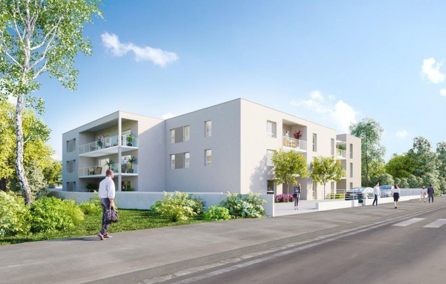 acheter appartement 3 pièces 63.95 m² hettange-grande photo 2