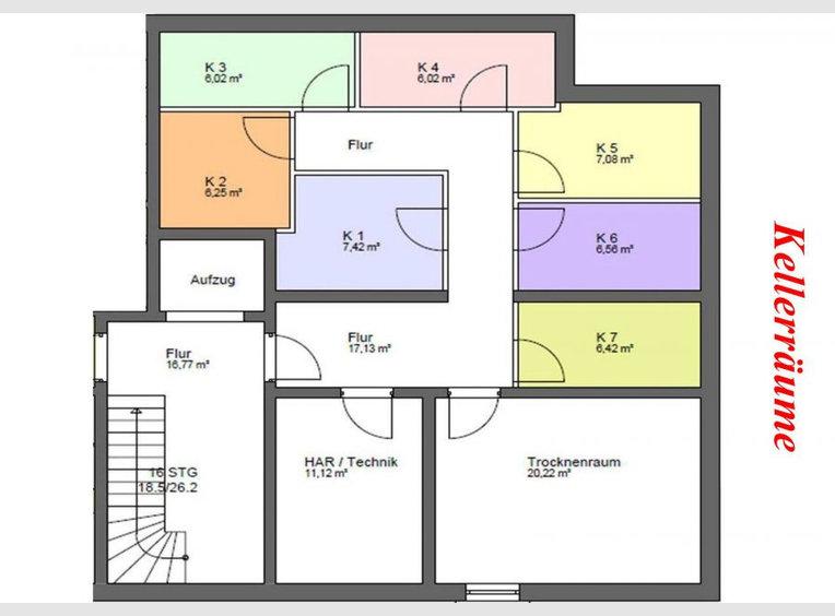 Appartement à vendre à Bekond (DE) - Réf. 7034351