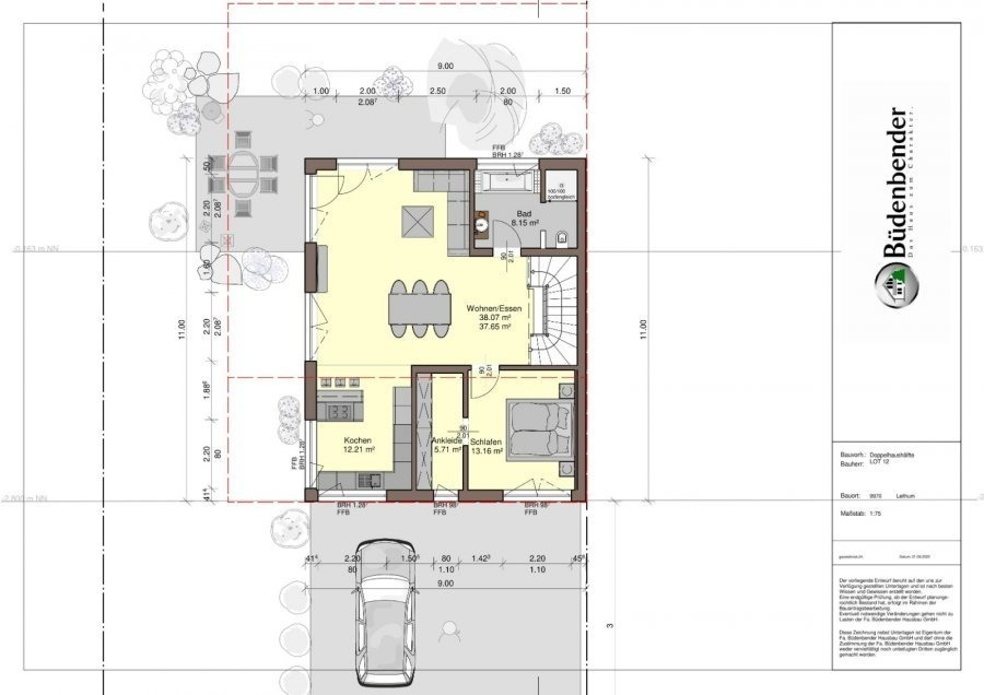 doppelhaushälfte kaufen 4 schlafzimmer 150 m² leithum foto 6