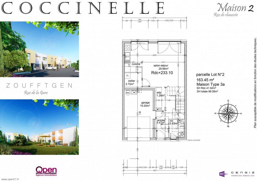 acheter maison 5 pièces 96.82 m² zoufftgen photo 2