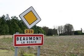 Terrain non constructible à vendre à Beaumont la ronce