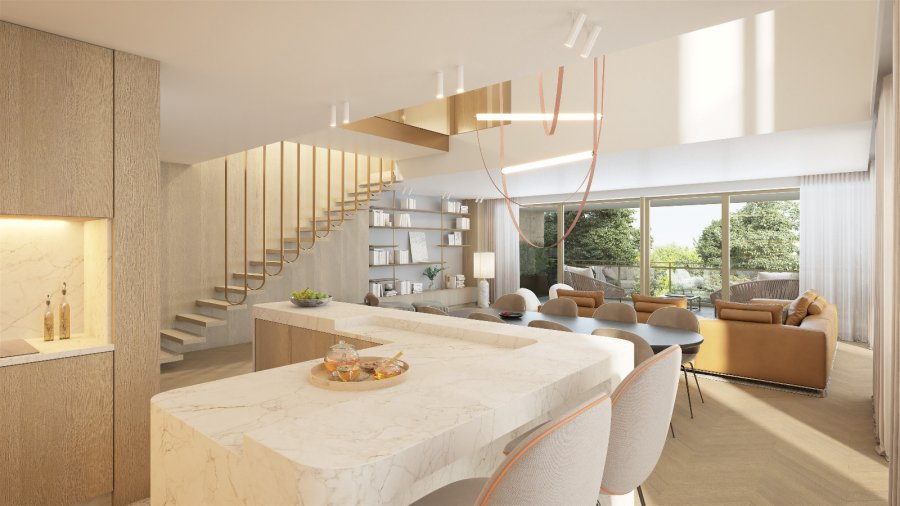 duplex for buy 3 bedrooms 177 m² luxembourg photo 1