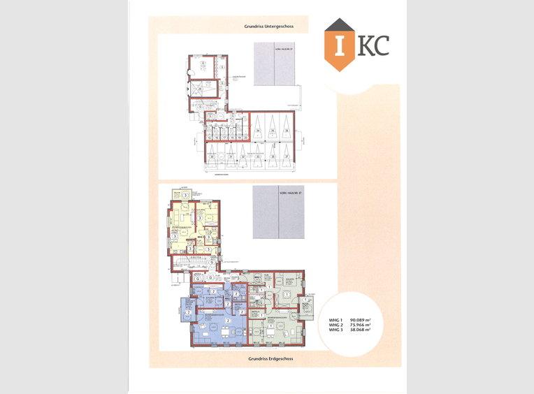 Appartement à vendre 2 Pièces à Losheim (DE) - Réf. 7154415