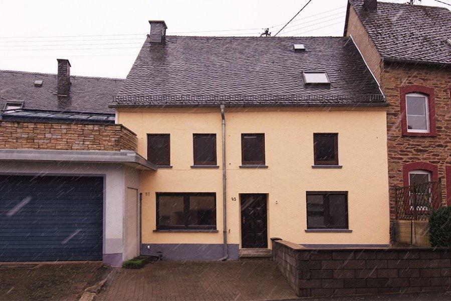 reihenhaus kaufen 10 zimmer 175 m² longkamp foto 1