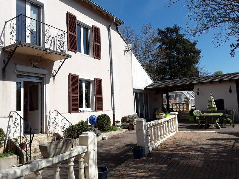 Maison à vendre F8 à Solgne