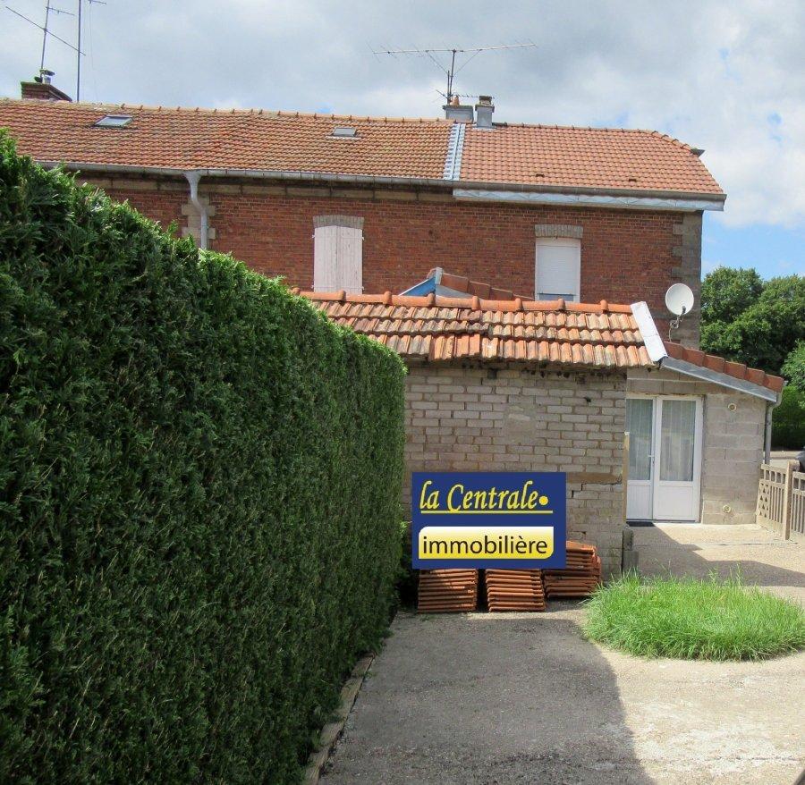 acheter maison jumelée 3 pièces 70.33 m² joudreville photo 1