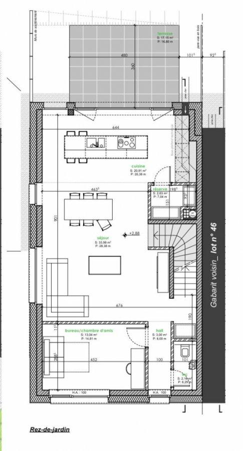 acheter maison mitoyenne 3 chambres 151 m² ettelbruck photo 3