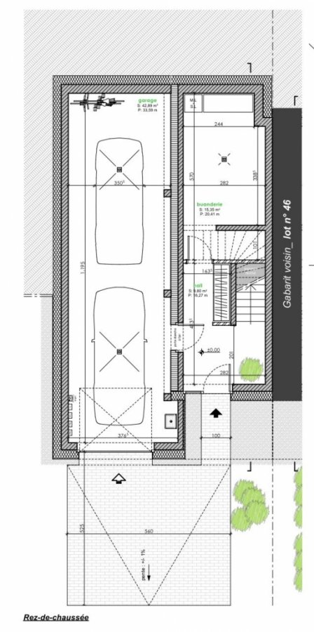 acheter maison mitoyenne 3 chambres 151 m² ettelbruck photo 4