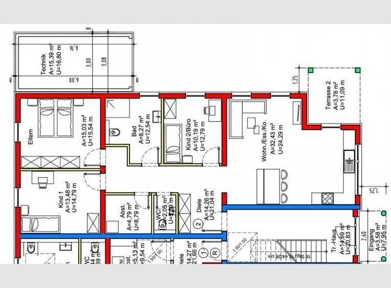 Apartment for sale 4 rooms in Echternacherbrück (DE) - Ref. 7029247