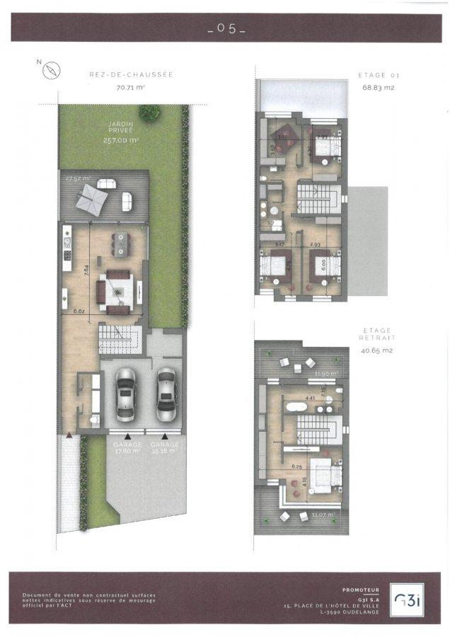acheter maison jumelée 5 chambres 180 m² kayl photo 4