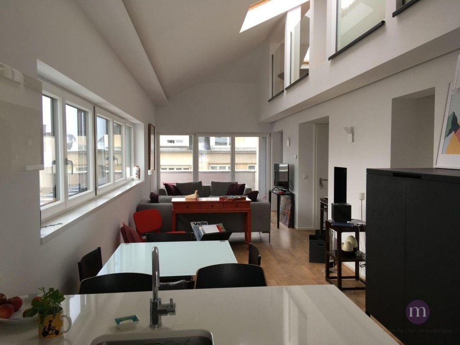 louer penthouse 2 chambres 80 m² luxembourg photo 6