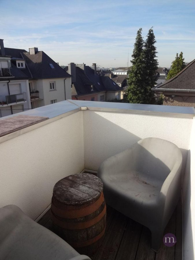 louer penthouse 2 chambres 80 m² luxembourg photo 3