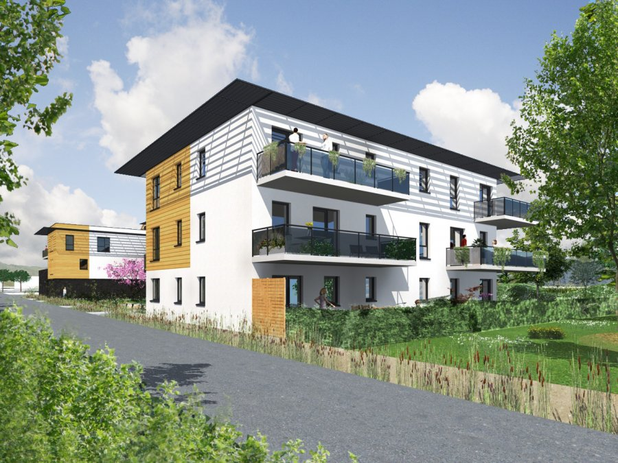 acheter appartement 2 pièces 46.75 m² ay-sur-moselle photo 2