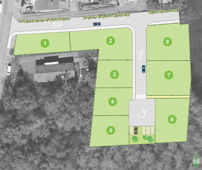 building land for buy 0 room 0 m² rosières-aux-salines photo 2