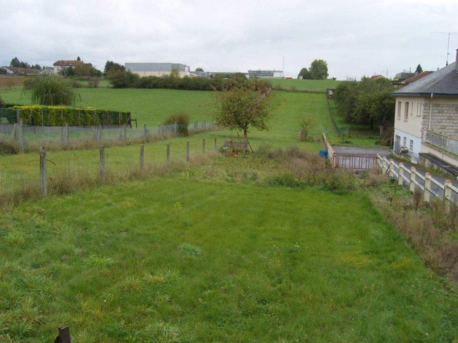Terrain constructible à vendre à Stenay
