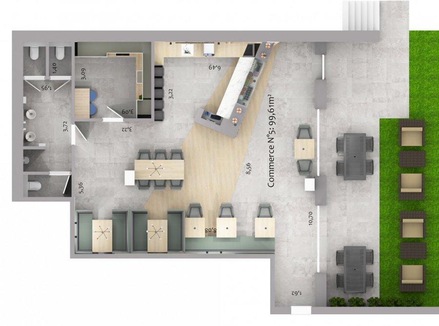 acheter local commercial 0 chambre 100 m² schouweiler photo 6