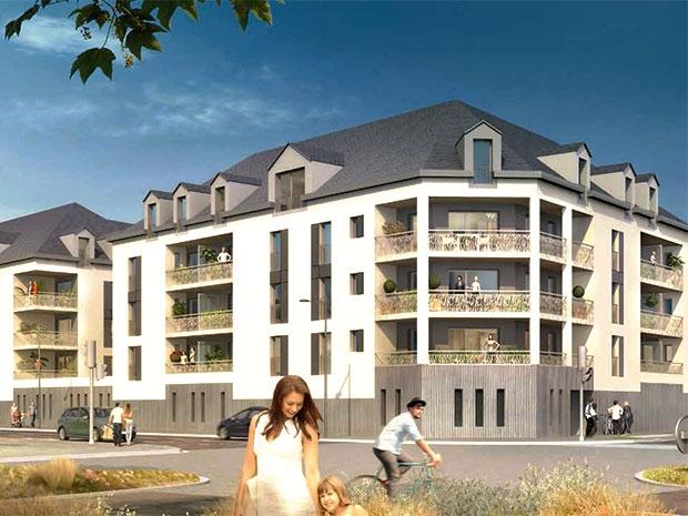 acheter ids_global_subimmotype_apartment 3 pièces 66 m² avrillé photo 1