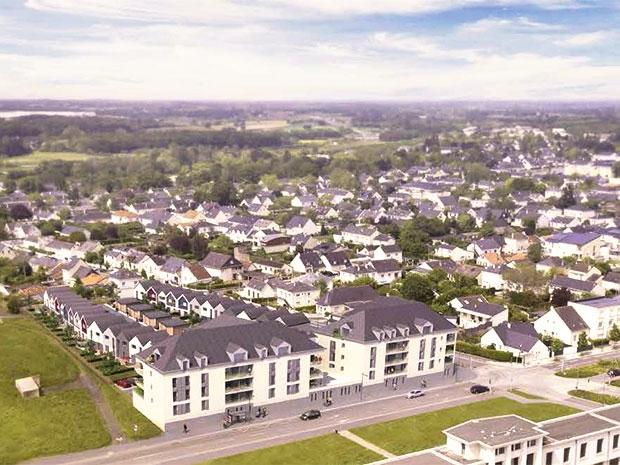 acheter ids_global_subimmotype_apartment 3 pièces 66 m² avrillé photo 2