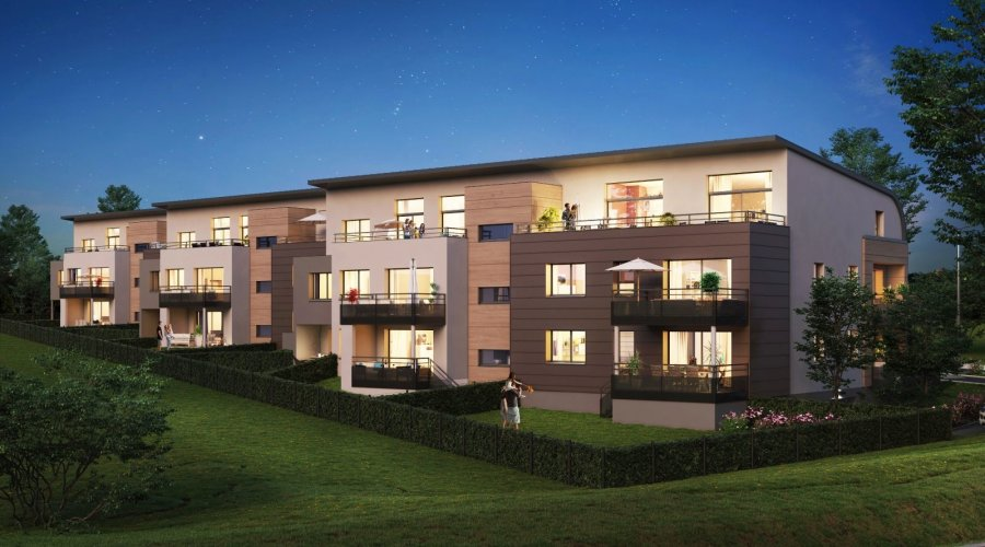 acheter appartement 3 pièces 70 m² thionville photo 1