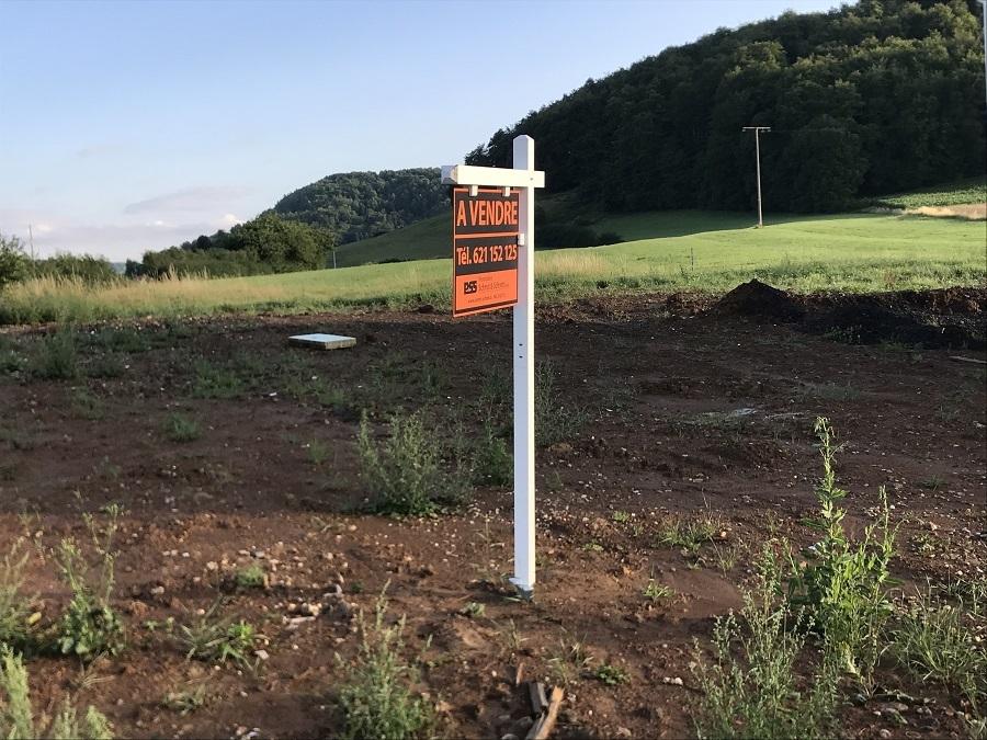 Terrain constructible à vendre à Kayl