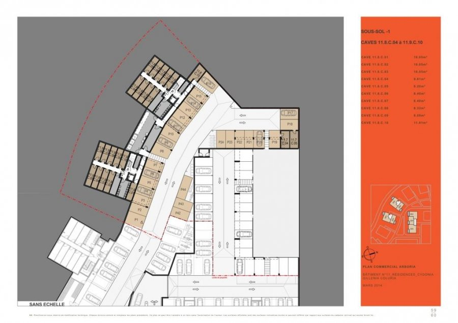 garage-parking for buy 0 bedroom 0 m² differdange photo 1