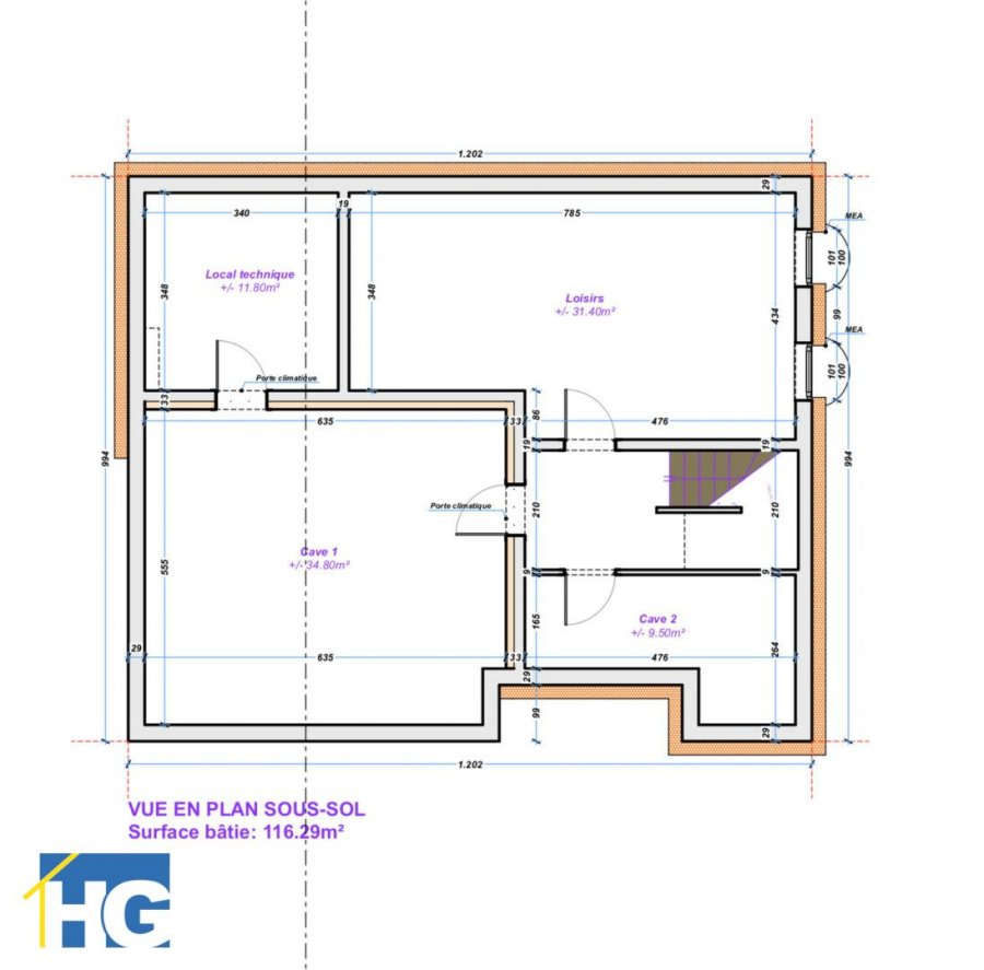 haus kaufen 4 schlafzimmer 260 m² kleinbettingen foto 4