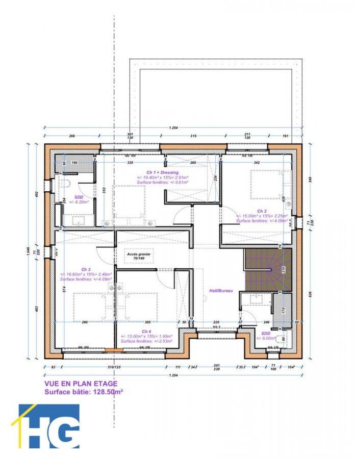 haus kaufen 4 schlafzimmer 260 m² kleinbettingen foto 3