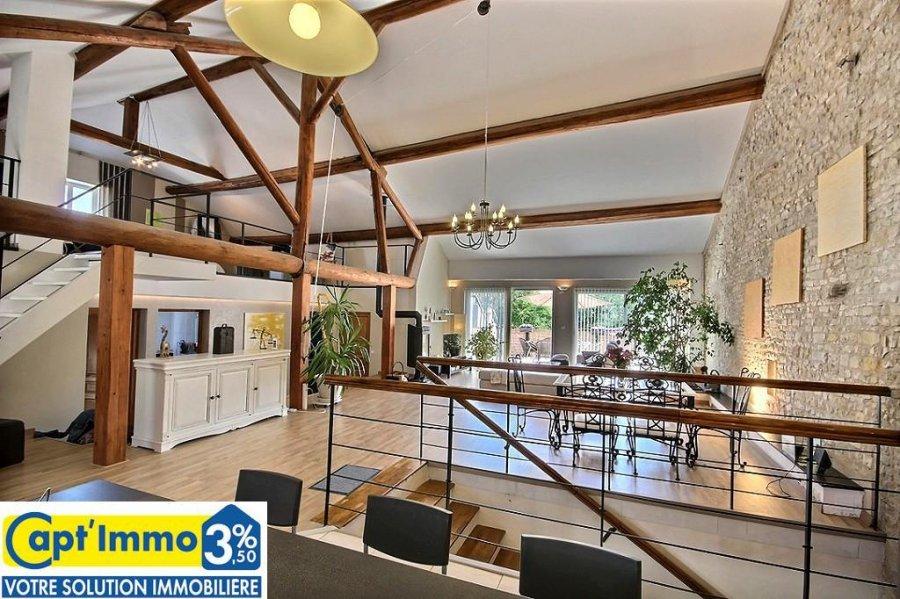 Maison à vendre F9 à METZ SUD EST TECHNOPOLE / HÔPITAL MERCY