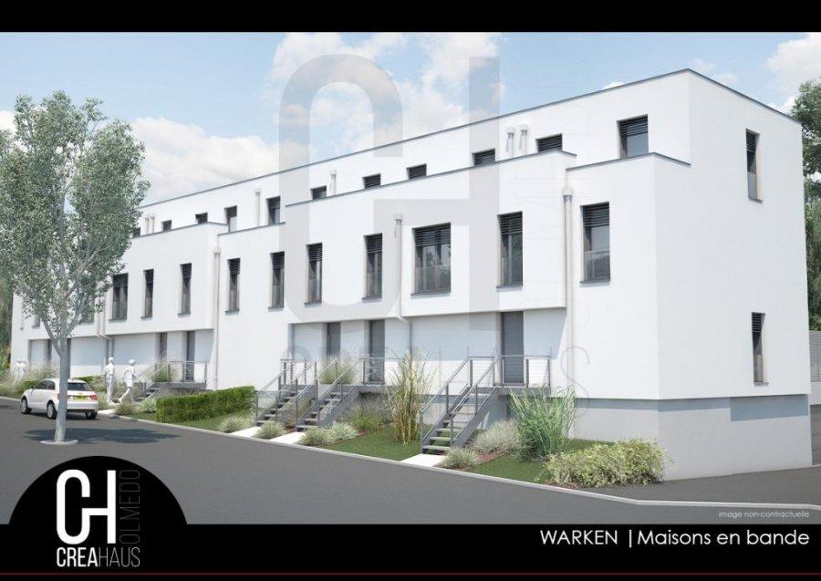 acheter maison mitoyenne 4 chambres 126 m² warken photo 1