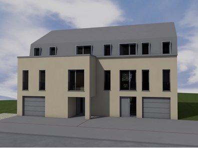 Maison jumelée à vendre 5 Chambres à Bereldange - Réf. 4992255