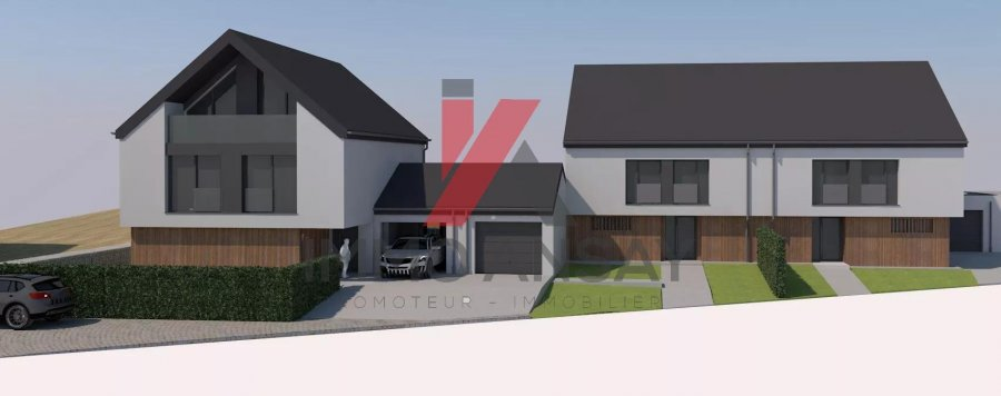 acheter terrain constructible 4 chambres 0 m² hoscheid photo 4