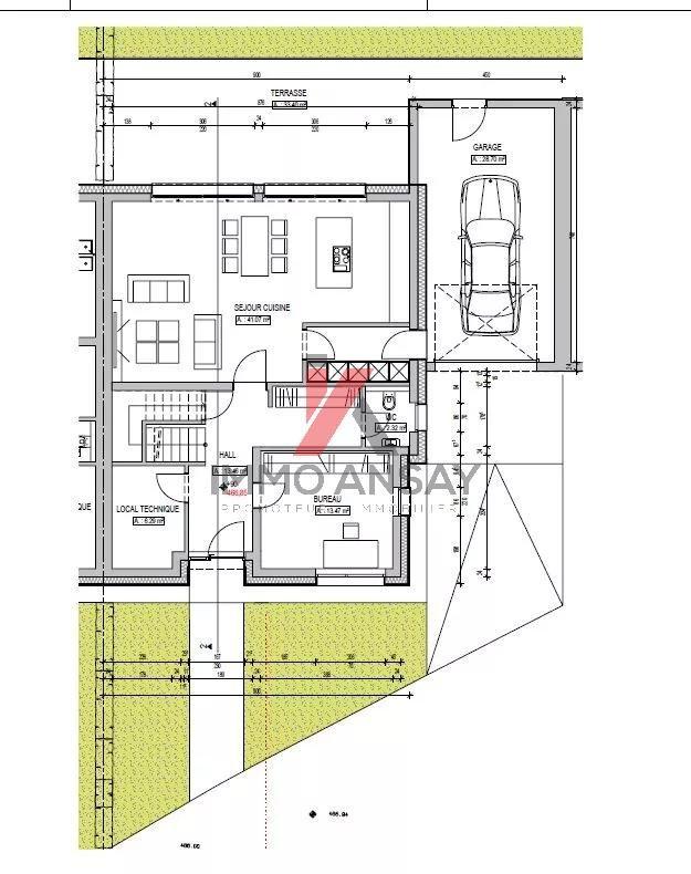 acheter terrain constructible 4 chambres 0 m² hoscheid photo 6