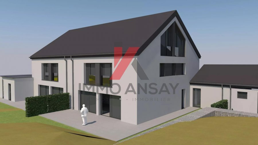 acheter terrain constructible 4 chambres 0 m² hoscheid photo 5